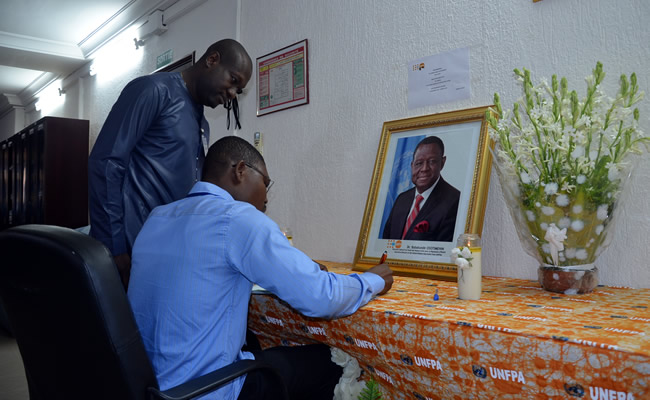 Hommage à Dr Babatunde Osotimehin !!!